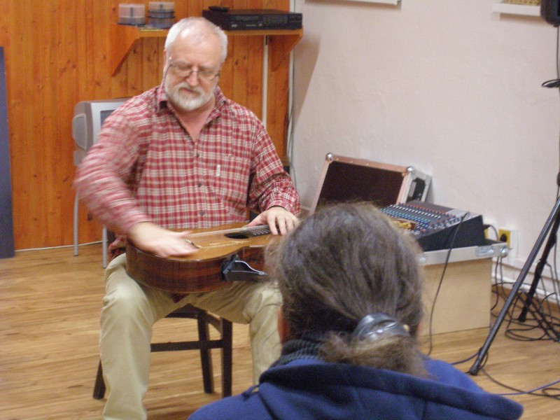Štěpán Rak- Workshop
